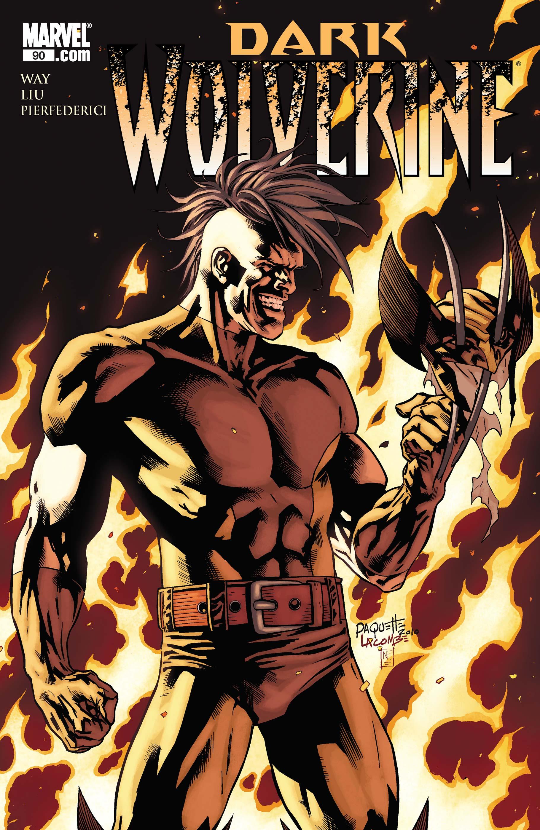 Dark Wolverine (2009) #90