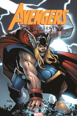 Avengers: The Initiative - The Complete Collection Vol. 2 (Trade Paperback)
