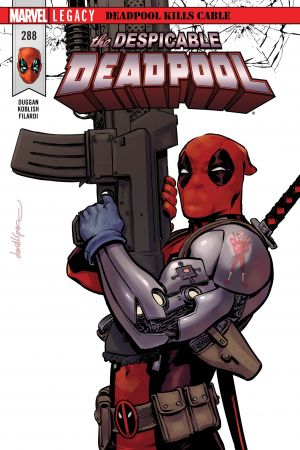 Despicable Deadpool (2017) #288