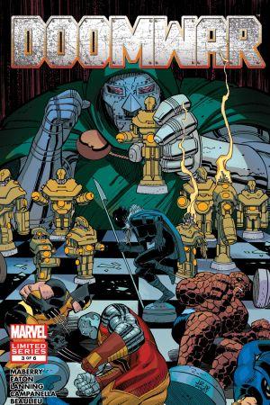 Doomwar (2010) #3