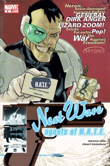 Nextwave: Agents of H.a.T.E. (2006) #6