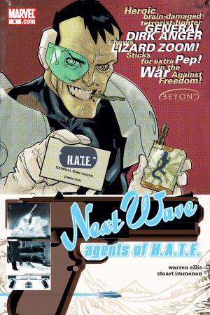 Nextwave: Agents of H.a.T.E. (2006) #6