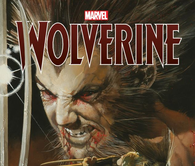 cover from WOLVERINE: THE AMAZING IMMORTAL MAN AND OTHER BLOODY TALES TPB (2018) #1