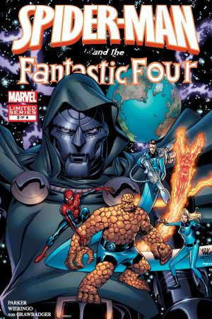 Spider-Man and the Fantastic Four #3