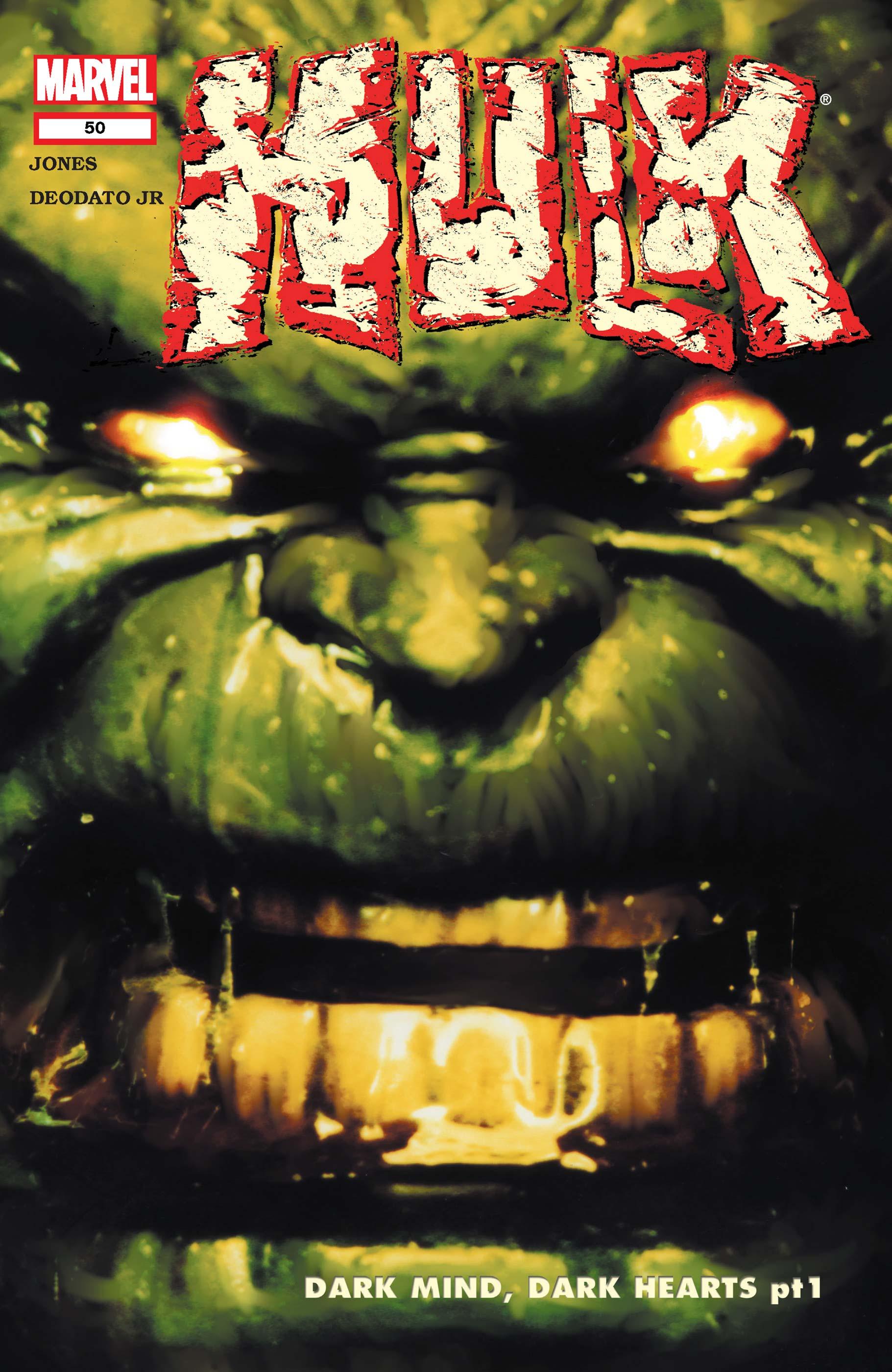 Incredible Hulk (1999) #50