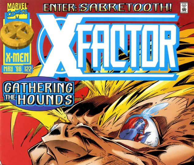 X-Factor (1986) #121