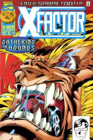 X-Factor (1986) #122
