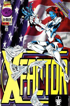 X-Factor (1986) #127