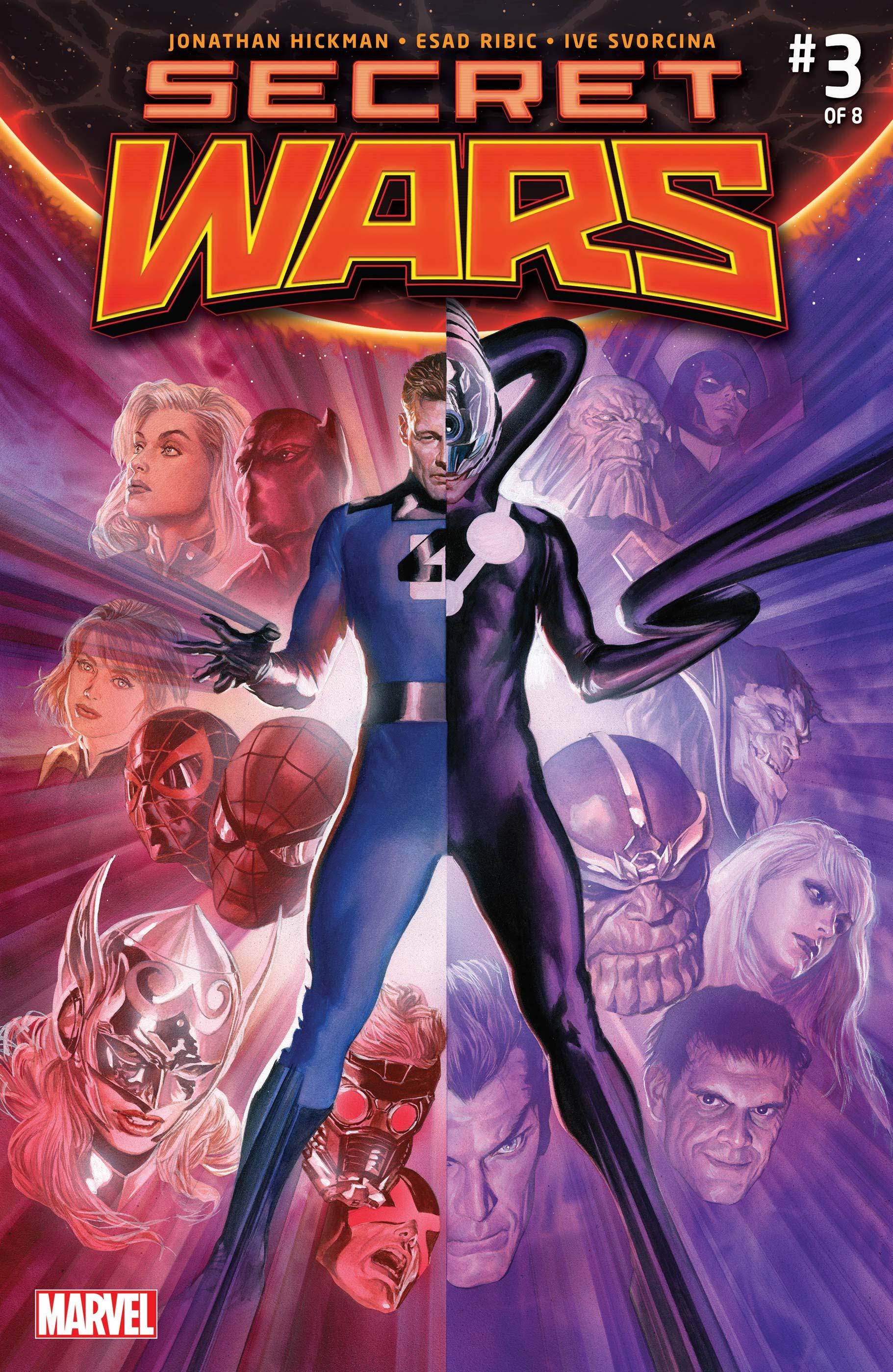 Secret Wars (2015) #3