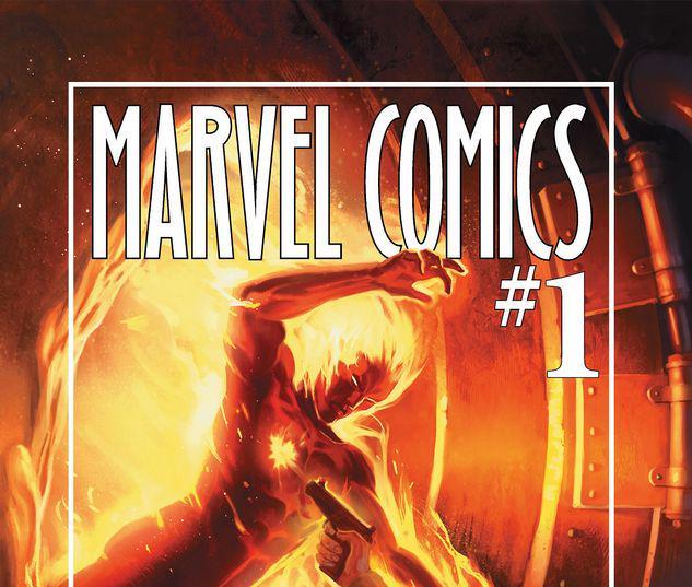 MARVEL COMICS 1: 80TH ANNIVERSARY EDITION HC #1