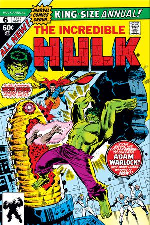 Incredible Hulk Annual #6