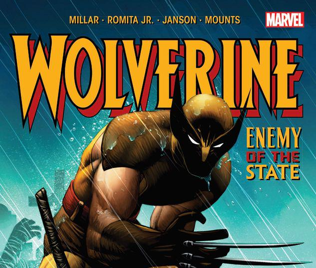 WOLVERINE: ENEMY OF THE STATE TPB #1