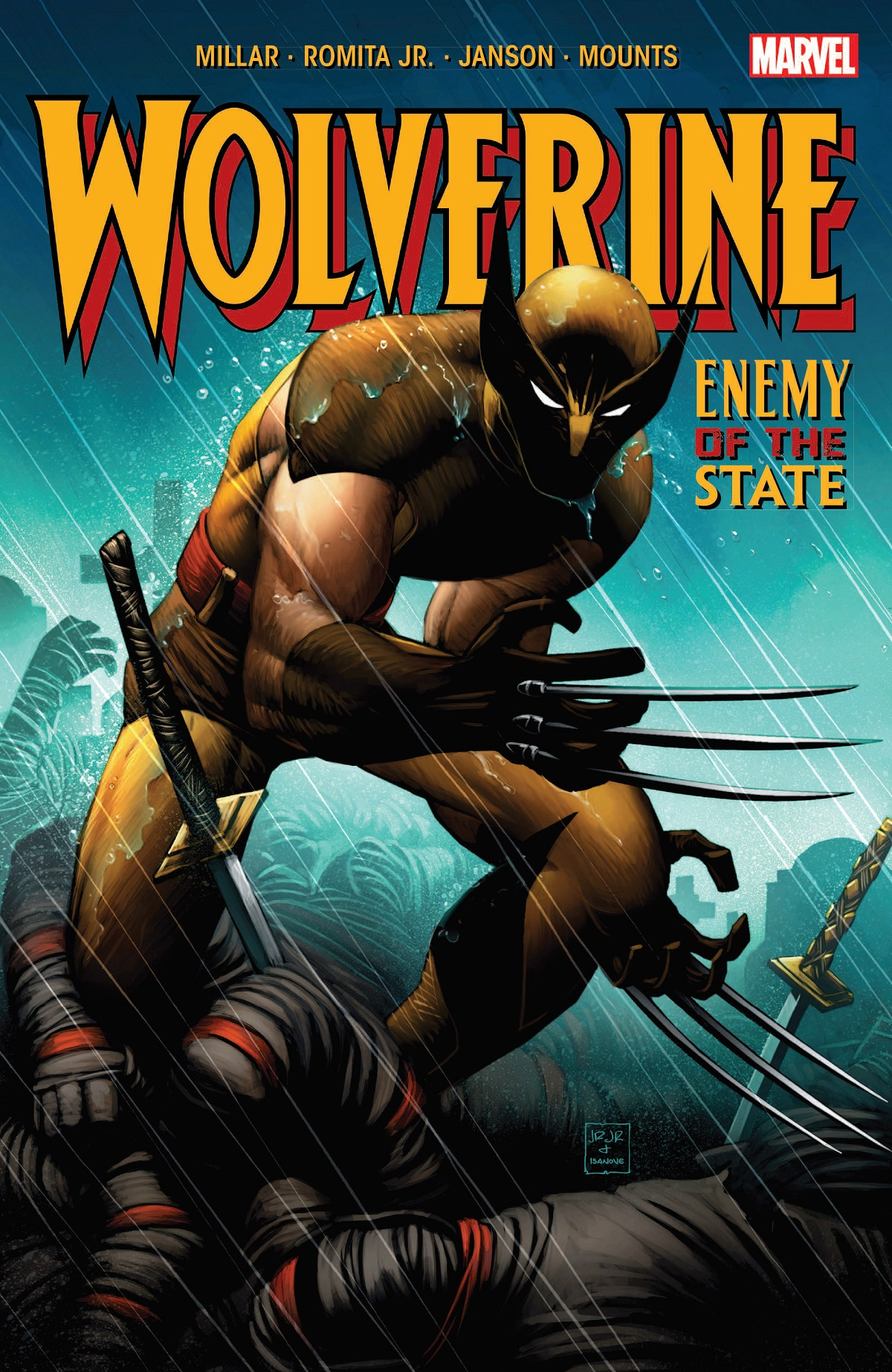 Wolverine: Enemy Of The State (Trade Paperback)