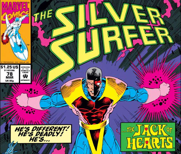 Silver Surfer #78