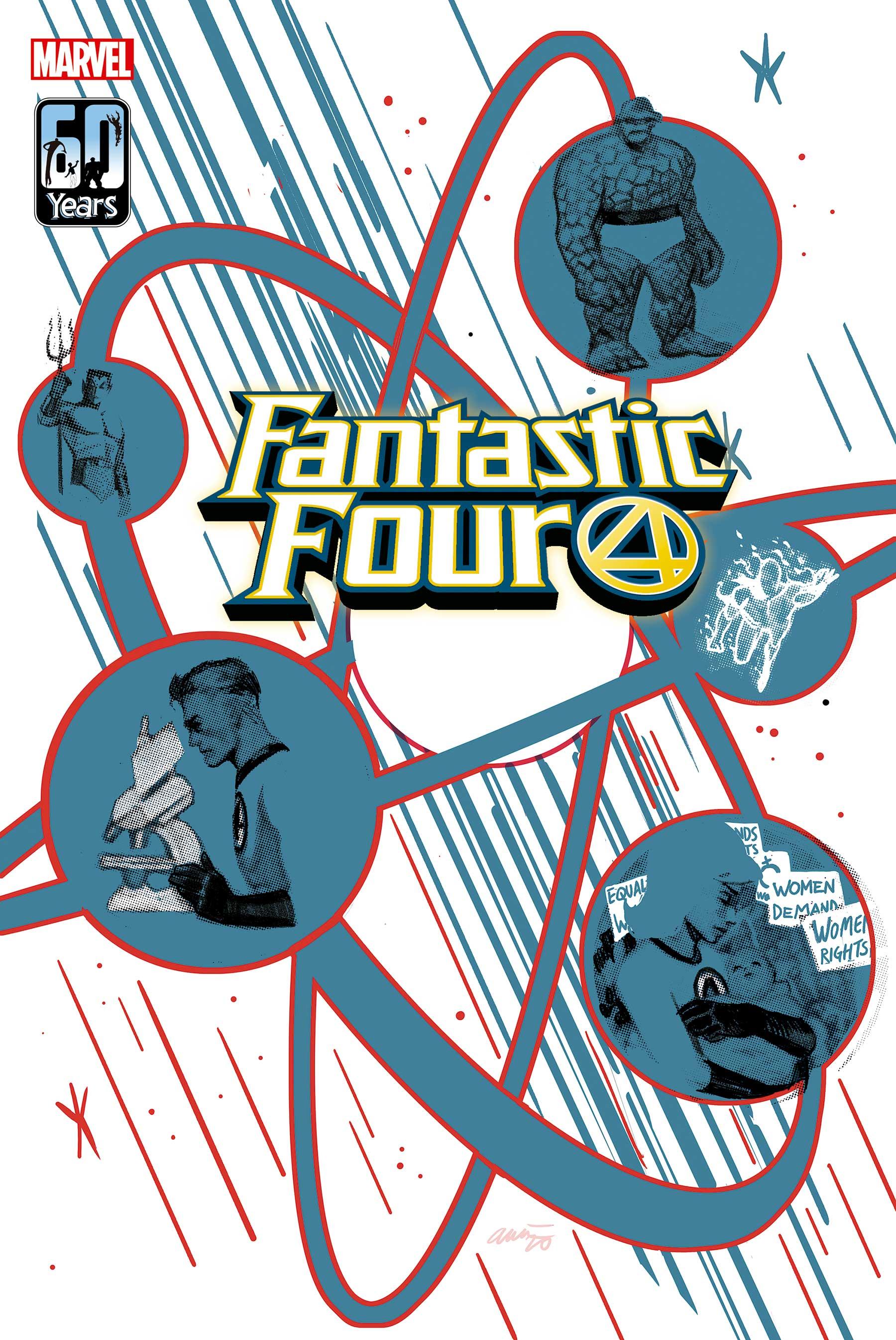 Fantastic Four: Life Story (2021) #2