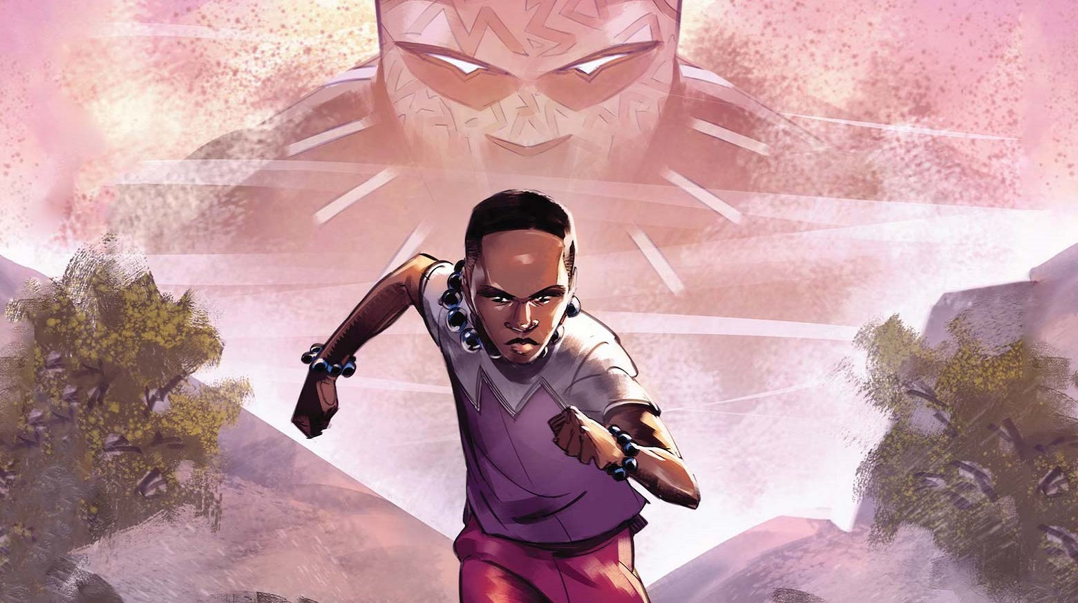 'Black Panther Legends'