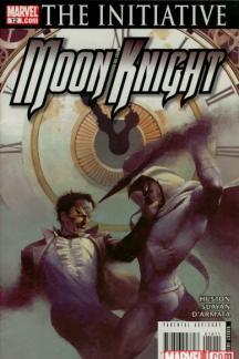 Moon Knight (2006) #12