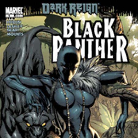 Black Panther (2008 - 2010)