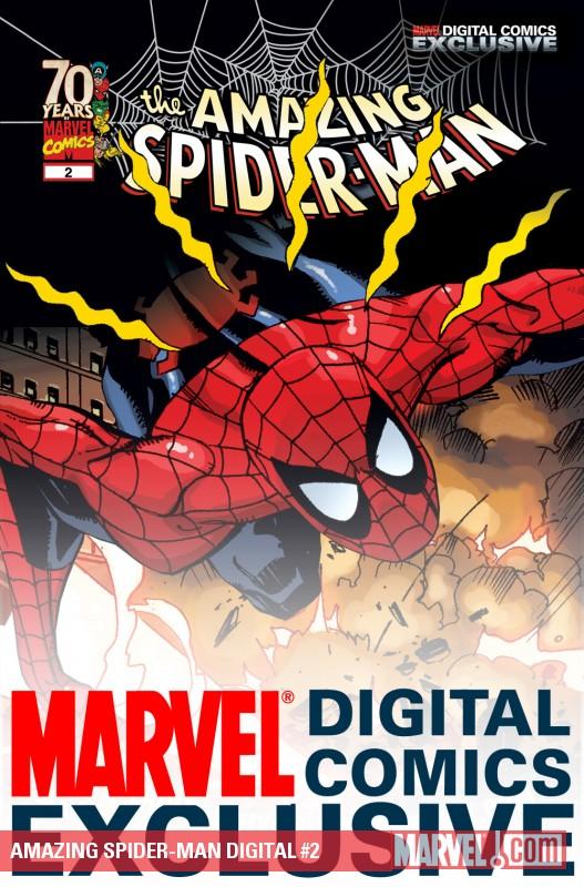 Amazing Spider-Man Digital (2009) #2