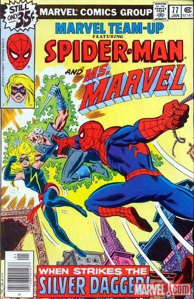 Marvel Team-Up (1972) #77