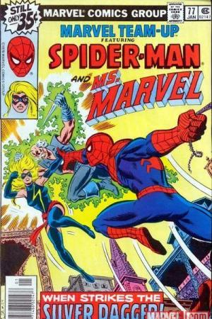 Marvel Team-Up #77