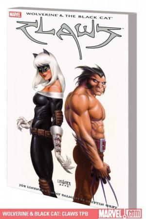Wolverine & Black Cat: Claws (Trade Paperback)