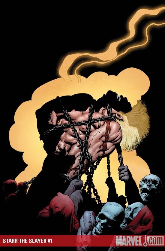 Starr the Slayer (2009) #1