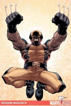 Wolverine Magazine #3