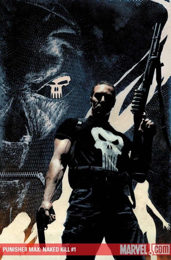 Punisher Max: Naked Kill (2009) #1