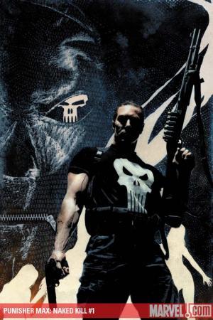 Punisher Max: Naked Kill (2009) #1