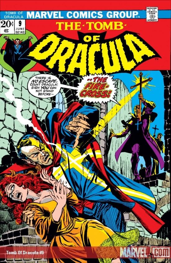 Tomb of Dracula (1972) #9