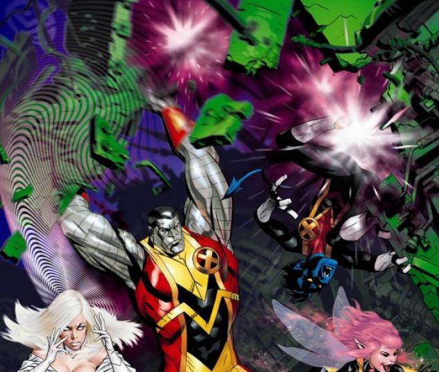 UNCANNY X-MEN #507 (GOLDEN VARIANT)