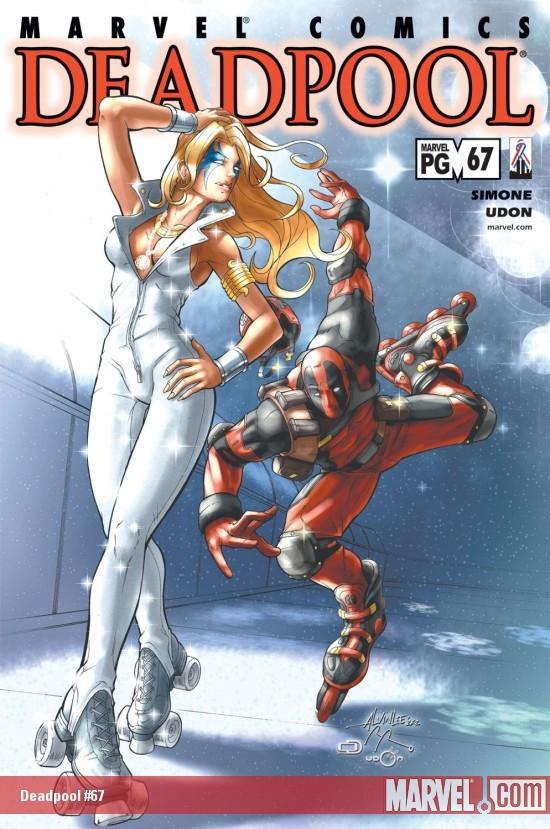 Deadpool (1997) #67