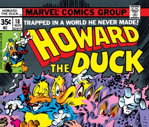 Howard the Duck #18