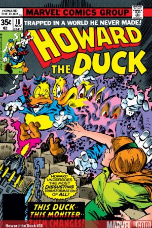 Howard the Duck (1976) #18