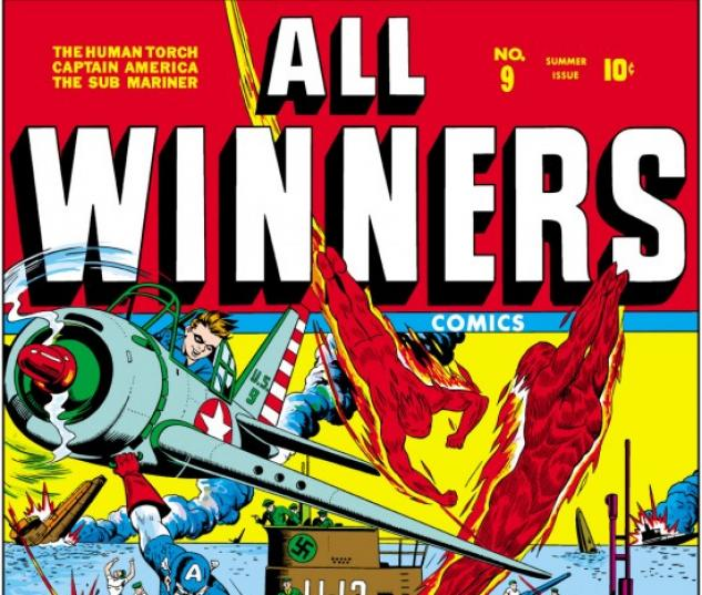 All-Winners Comics #9