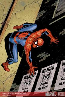 Amazing Spider-Man (1999) #568 (JRSR VARIANT)