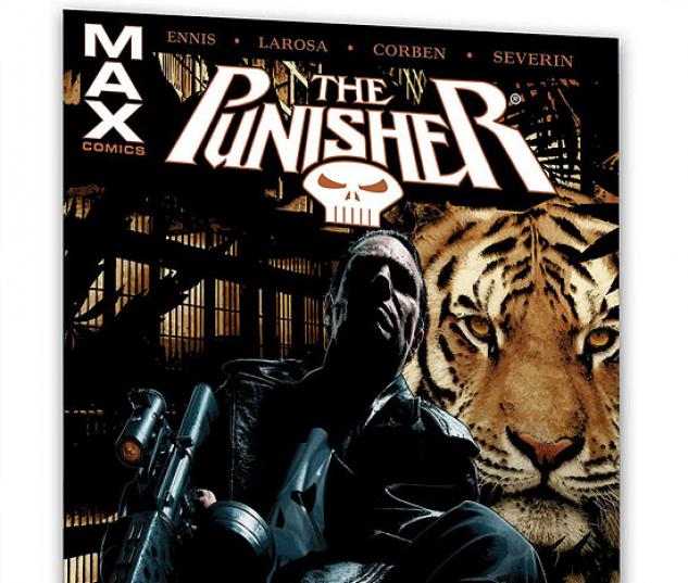PUNISHER MAX: FROM FIRST TO LAST #0