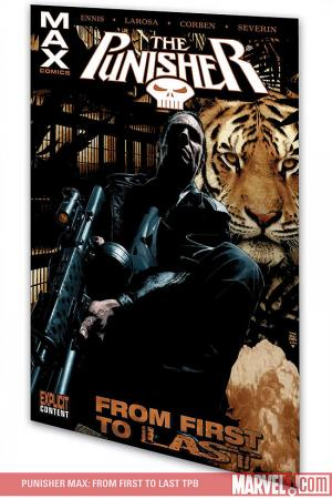 Punisher Max: From First to Last (Trade Paperback)