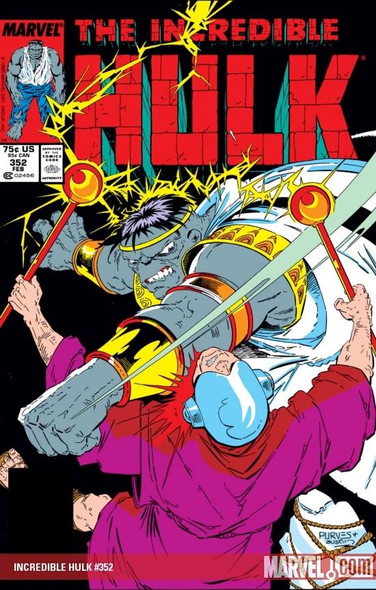 Incredible Hulk (1962) #352