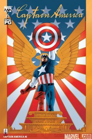 Captain America (2002) #6