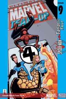 Ultimate Marvel Team-Up #9