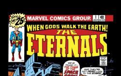 ETERNALS (2009) #1 COVER