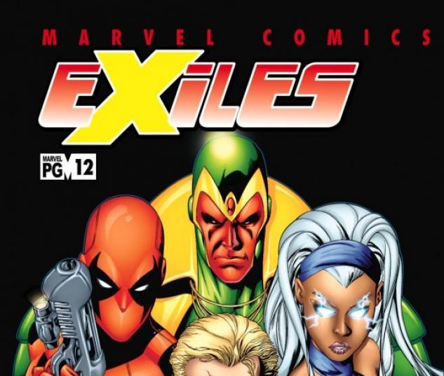 EXILES #12
