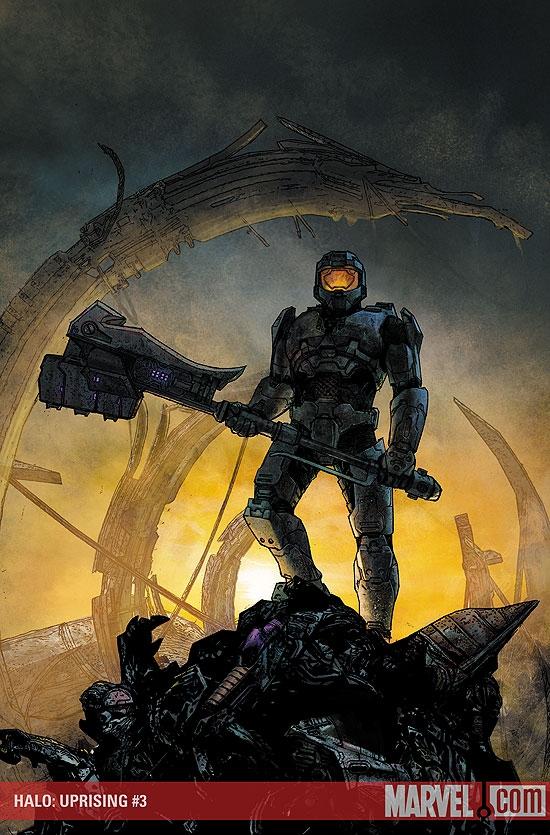 Halo: Uprising (2007) #3