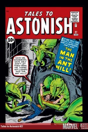 Marvel Masterworks: Ant-Man/Giant-Man Vol. 1 (0000 - Present)