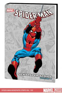 Spider-Man Newspaper Strips Vol. 1 (Graphic Novel)