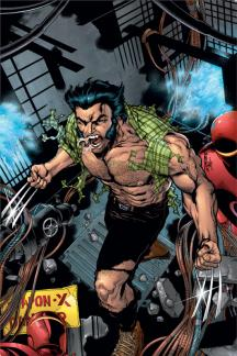 Weapon X (2002) #15