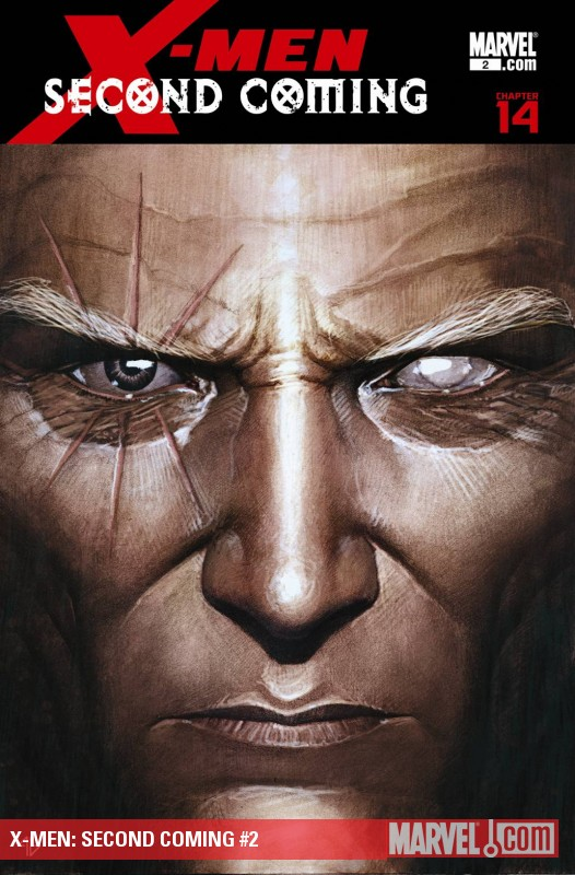 X-Men: Second Coming (2010) #2