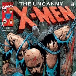 UNCANNY X-MEN #393